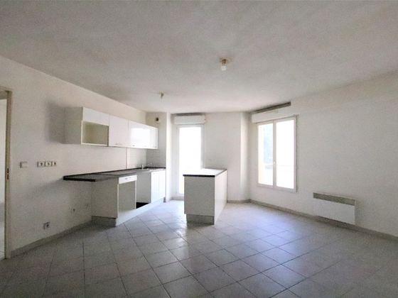 Vente appartement 3 pièces 53,8 m2