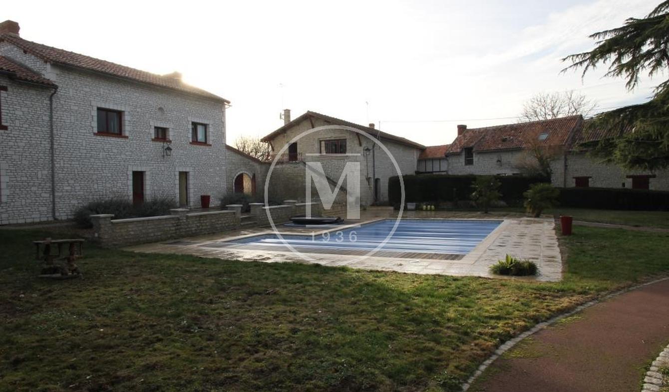 Maison avec piscine Chatellerault