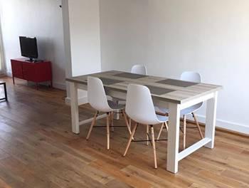 Appartement meublé 2 pièces 52,22 m2
