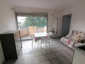 Appartement meublé 2 pièces 26,55 m2