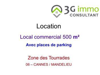 locaux professionels à Cannes la bocca (06)