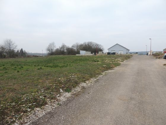 Vente terrain 1213 m2