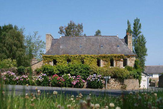 Maison avec jardin