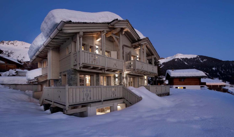 Maison avec terrasse Bagnes