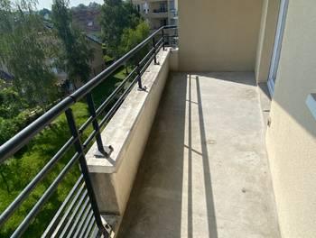 Appartement 2 pièces 47,99 m2