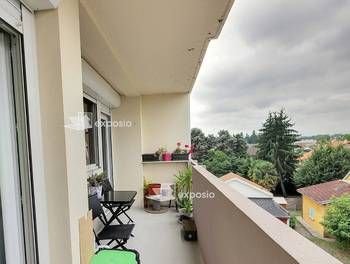 Appartement 4 pièces 65,64 m2