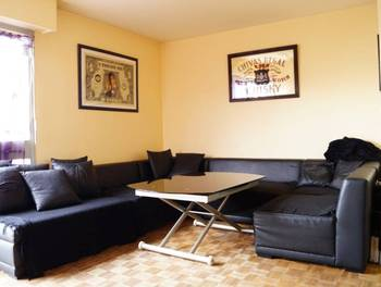 Appartement 2 pièces 44,43 m2