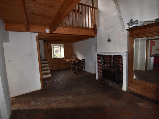 Vente maison 3 pièces 69,09 m2