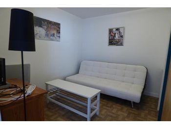 location studio meubl 21 m2 roanne