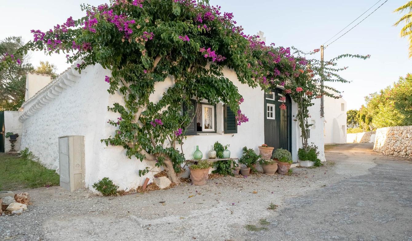Maison avec piscine et jardin Sant Lluís