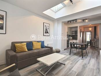Appartement meublé 2 pièces 66 m2