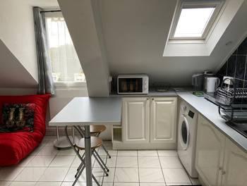 Appartement meublé 2 pièces 21,17 m2