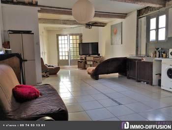 Maison 2 pièces 96 m2