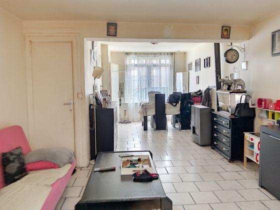 Vente maison 4 pièces 85,89 m2
