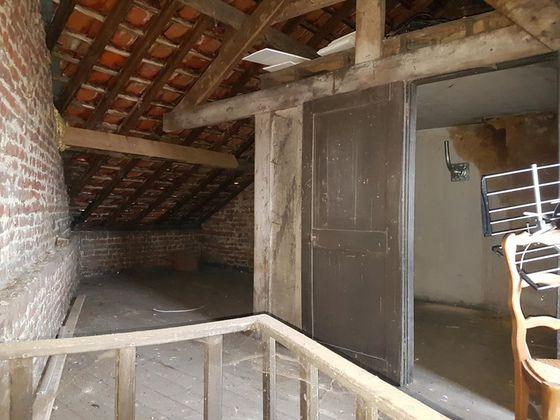 Vente maison 5 pièces 66 m2