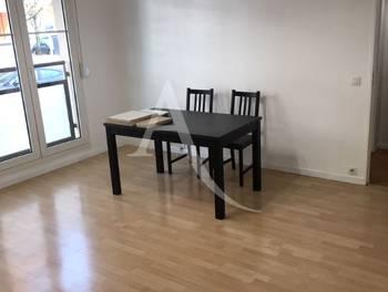Appartement meublé 2 pièces 40,13 m2