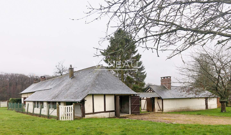 Maison Le Tronquay