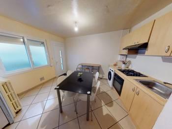 Appartement 2 pièces 34,8 m2