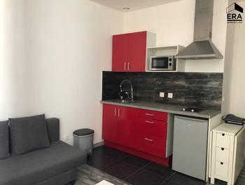 Appartement meublé 2 pièces 32,9 m2