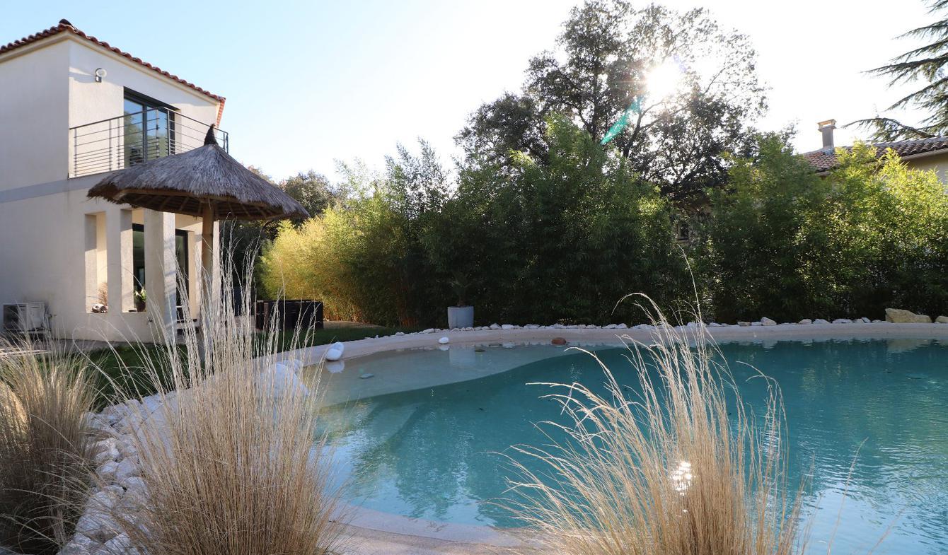 Maison avec piscine et terrasse Castries