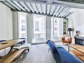 Appartement meublé 2 pièces 64,13 m2