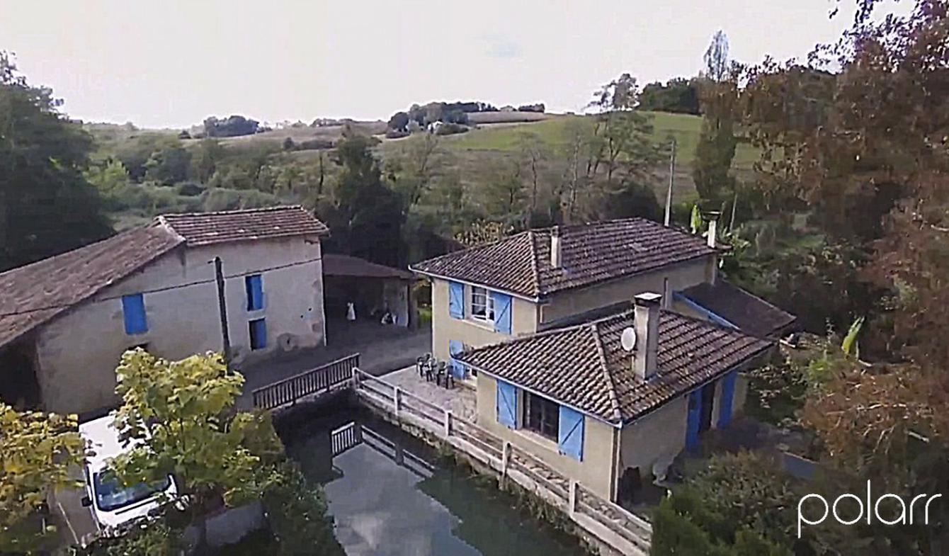 Propriété Carcarès-Sainte-Croix