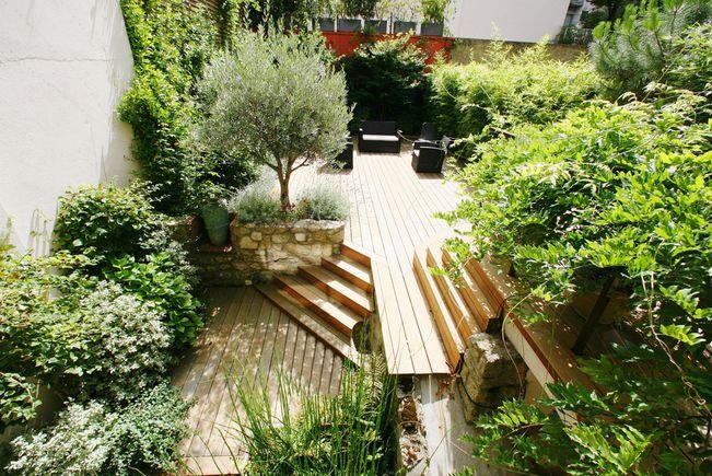 Maison Contemporaine avec Terrasse, Paris 16e