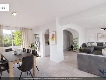 Appartement 3 pièces 103,93 m2