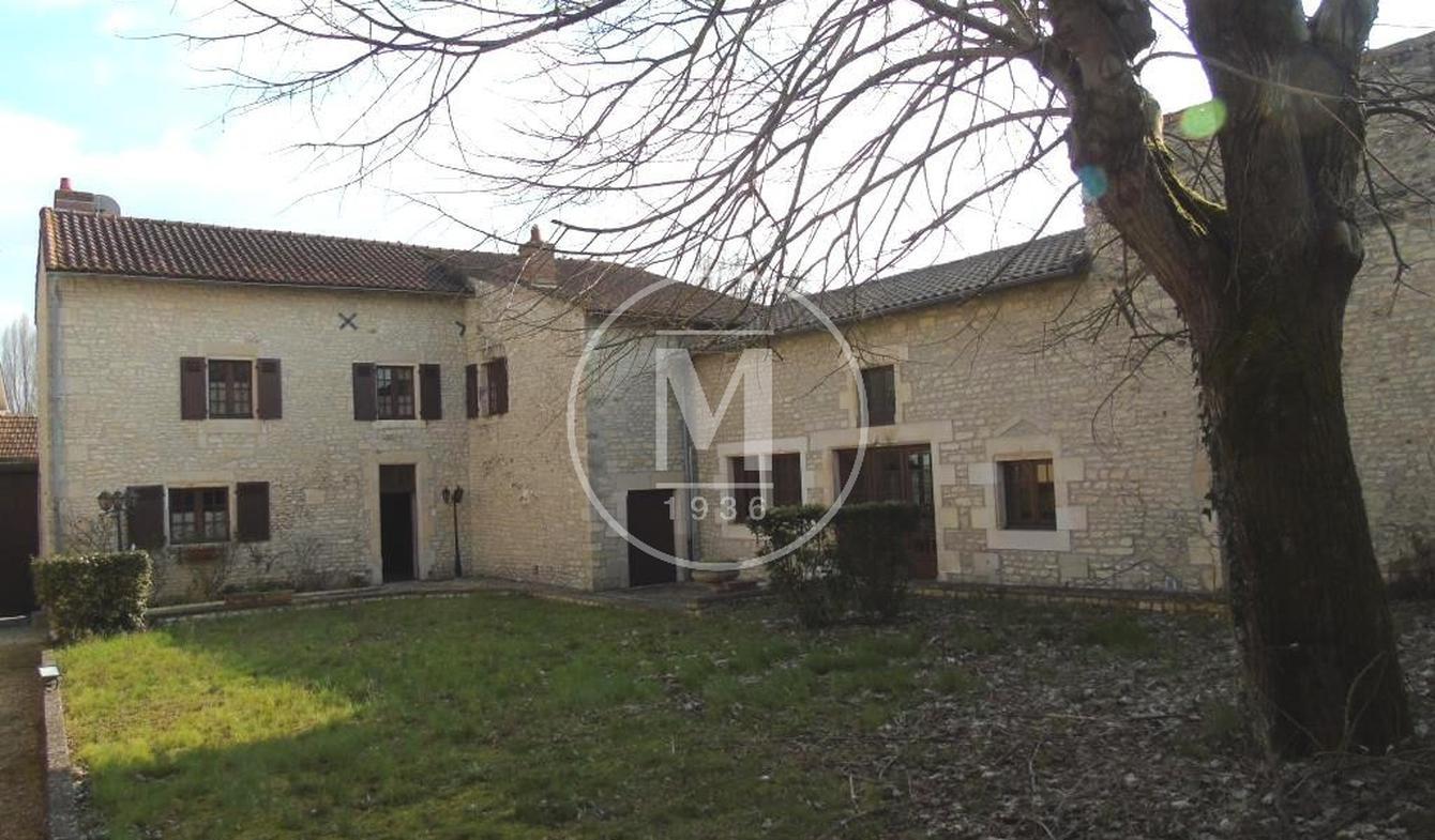 Maison avec terrasse Poitiers