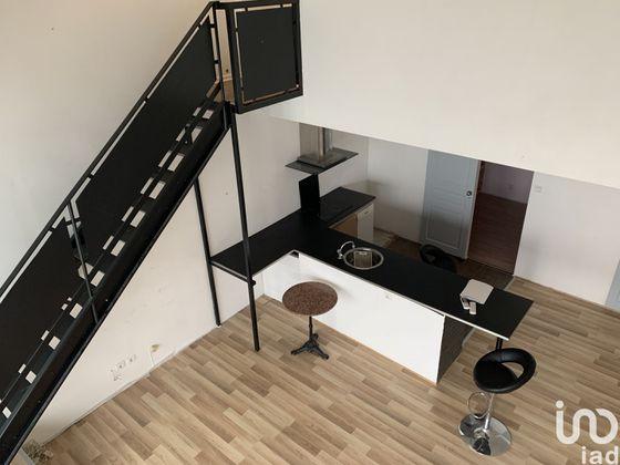Vente loft 3 pièces 80 m2