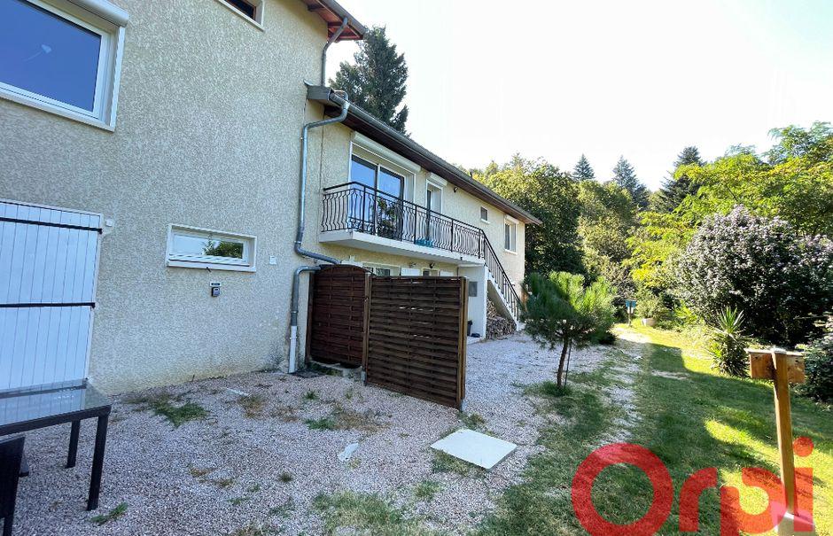 Vente maison 8 pièces 242 m² à Saint-Pierre-la-Palud (69210), 539 000 €