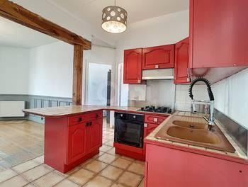 Appartement 3 pièces 52,77 m2