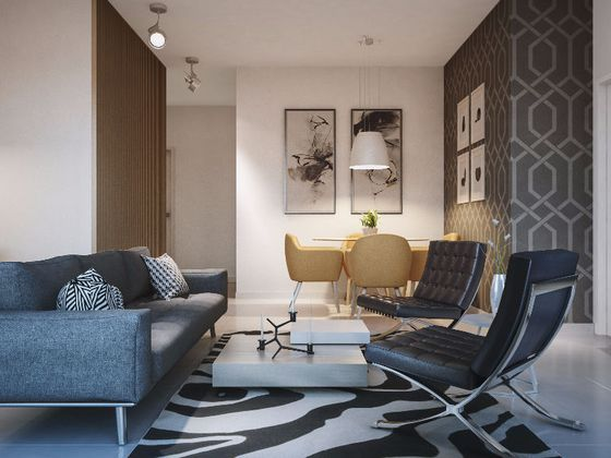 Vente appartement 88,7 m2