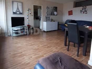 Appartement 5 pièces 87,69 m2