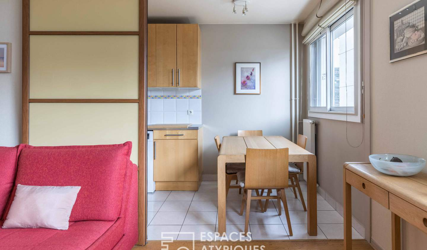 Appartement Levallois-Perret