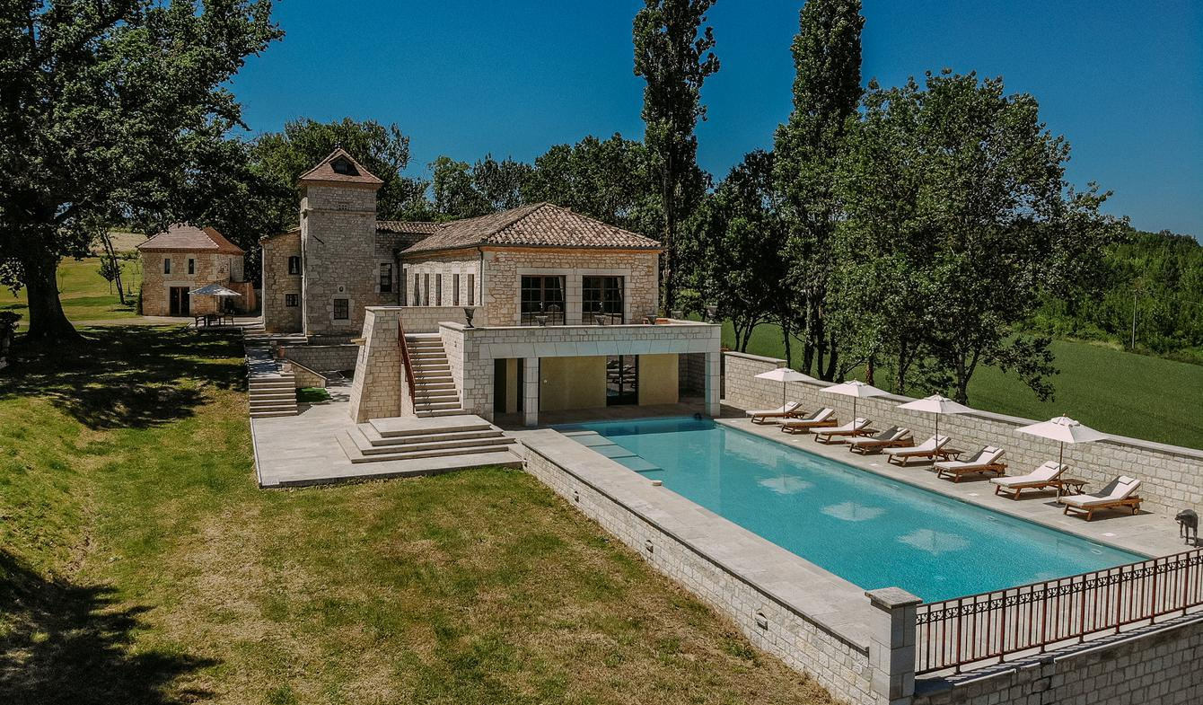 House with pool Gaillac