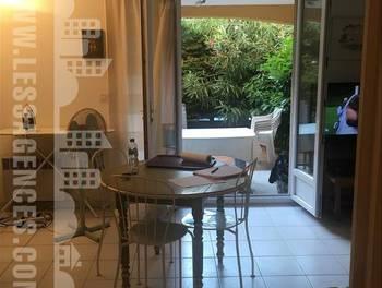 Appartement meublé 2 pièces 29,37 m2