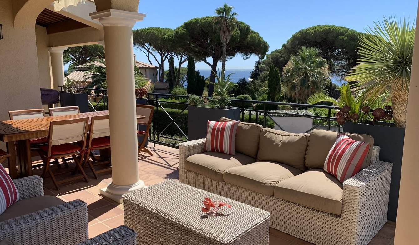Maison avec piscine et jardin Sainte-Maxime