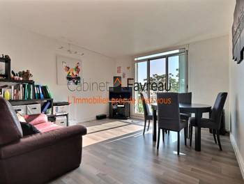 Appartement 3 pièces 56,86 m2