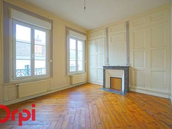 Appartement 3 pièces 81,45 m2