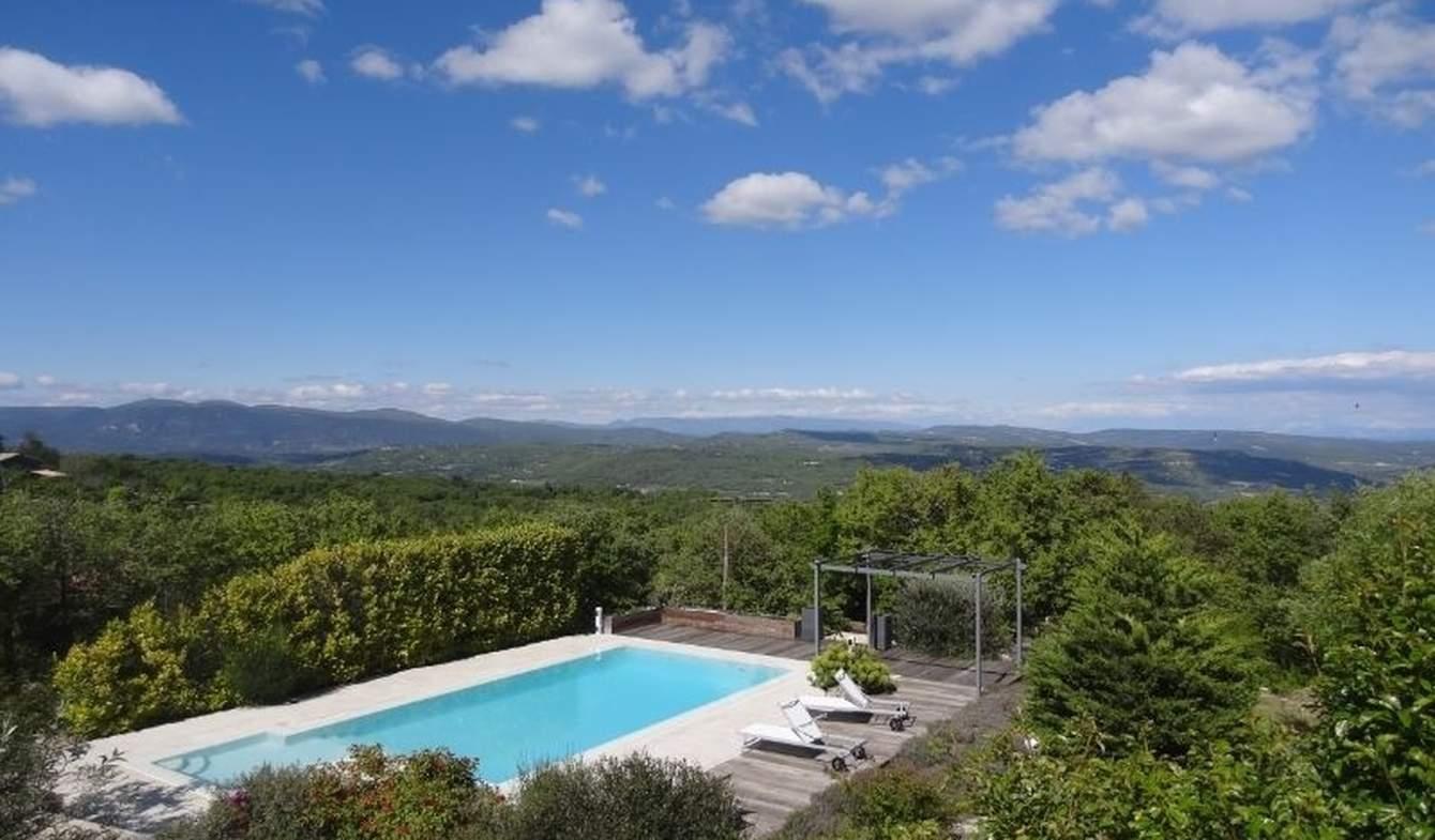 Maison avec piscine Auribeau