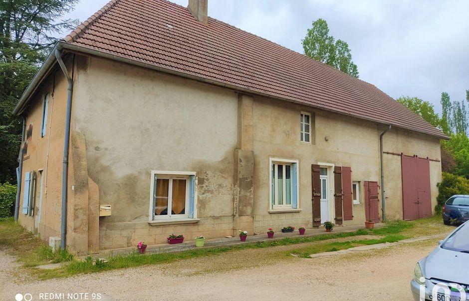 Vente maison 4 pièces 95 m² à Ciel (71350), 80 000 €