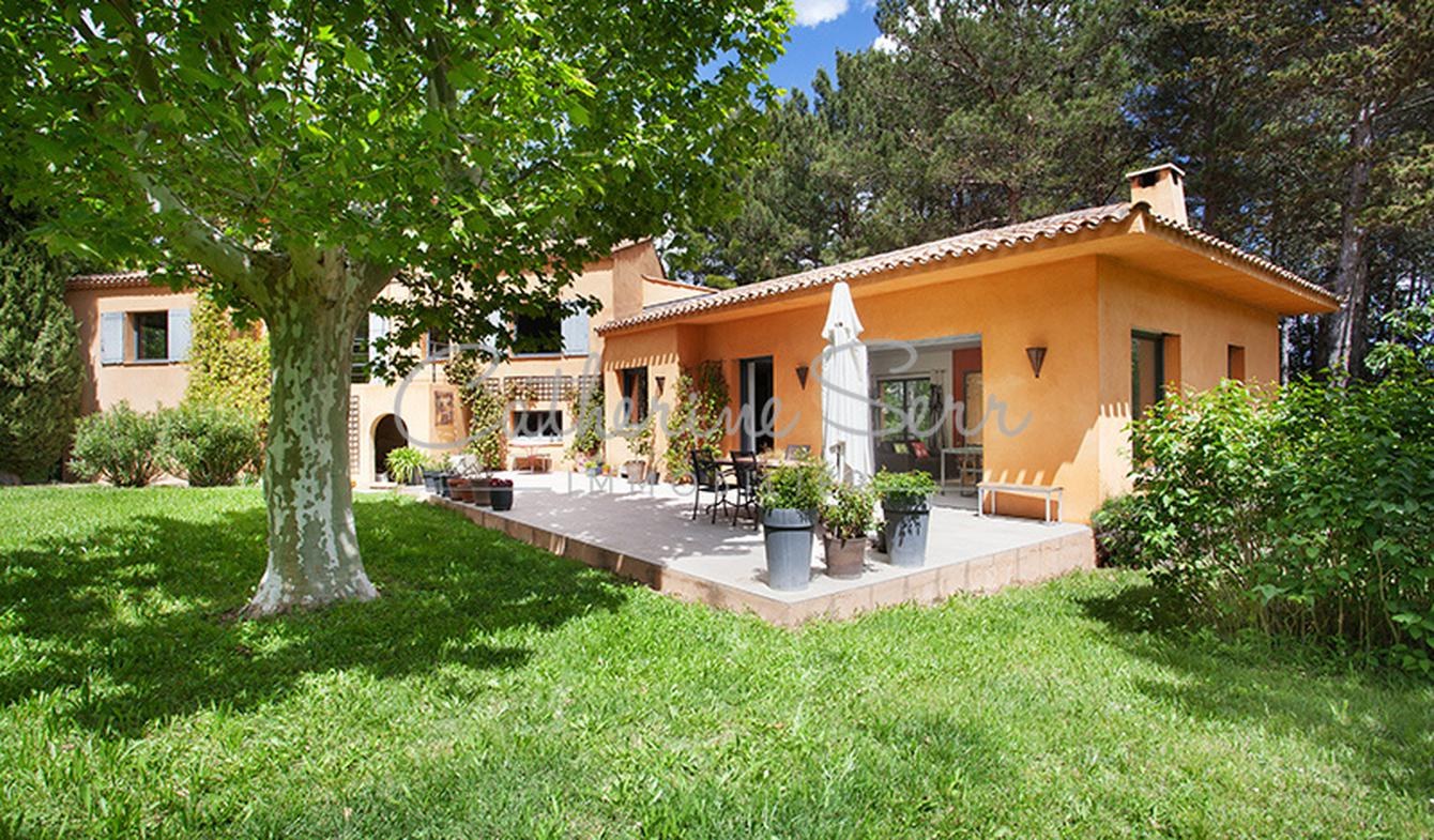 Maison avec piscine et terrasse Venelles