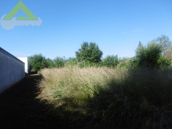 Vente terrain 2037 m2