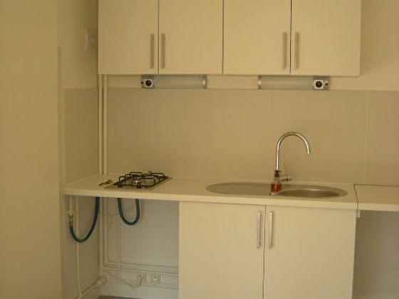 Location appartement 2 pièces 38,4 m2