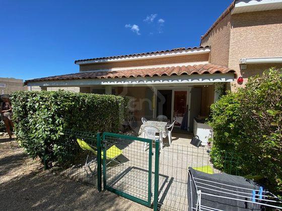 Vente villa 3 pièces 30,75 m2