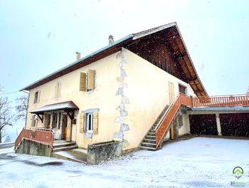 maison à Habère-Poche (74)