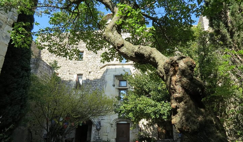 Château classé monument historique Les Tourrettes
