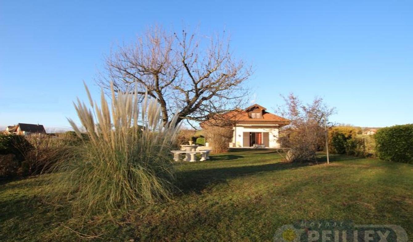 Villa avec terrasse Ballaison