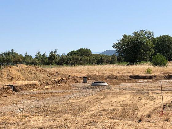 Vente terrain 540 m2